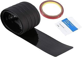 ben-gi 4pcs Anti-graffio Nero in Fibra di Carbonio Sportello dauto Bordo della Porta del Bordo Guardie Protector Auto assetta Striscia Adesivi Bar