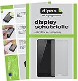 dipos I 6X Schutzfolie matt kompatibel mit ZUK Z2 Pro Folie Bildschirmschutzfolie