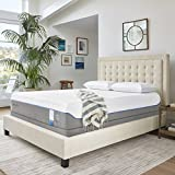 Tempur-Pedic TEMPUR-Cloud Supreme Breeze 11.5-Inch Soft Cooling Foam Mattress, Queen, Made in USA,   10 Year Warranty