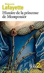 Histoire de la princesse de Montpensier et autres nouvelles (Femmes de lettres t. 4876) de Madame de Lafayette