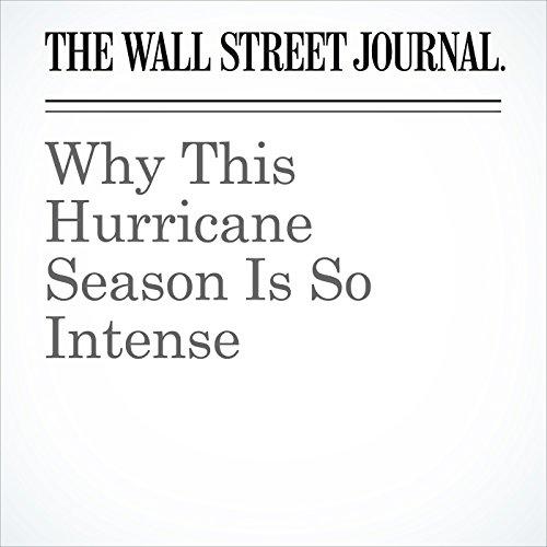 Why This Hurricane Season Is So Intense copertina