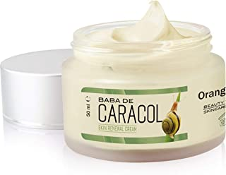 Orange Care Baba de Caracol Crema facial 50 ml