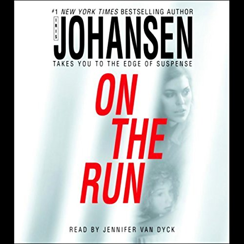 On the Run audiobook cover art