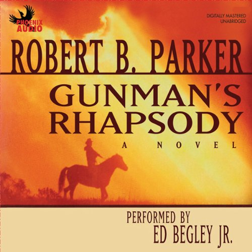 Gunman's Rhapsody audiobook cover art