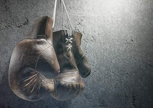 A1   Gants de boxe vintage d'affiche de 60 x 90 cm 180gsm Sports de combat Décor Wall Art # 14529