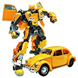 ZooYi MPOX Transformers Toys Deluxe Alloy Bumblebee Action Figure-Masterpiece Movie Series Bumblebee(Kids Ages 6 and Up)