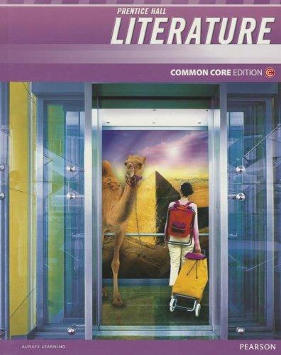 Prentice Hall Literature: Common Core Edition