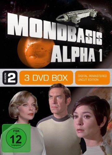 Mondbasis Alpha 1 - Season 2 (Uncut, Vol.4-6, Folge 13-24) [3 DVDs]
