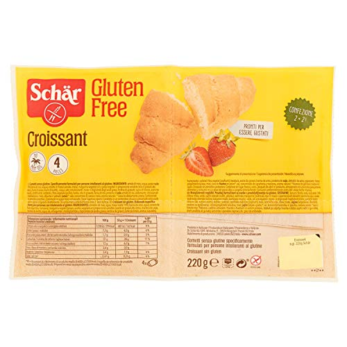 Dr. Schar Croissant 220G Dr. Schar 220 g