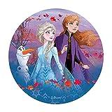 Dekora - Disney Frozen Decoracion Tartas de Cumpleaños, 20 cm, Multicolor, 114382