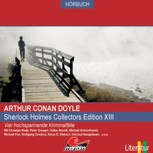 Sherlock Holmes Collectors Edition XIII audiobook cover art
