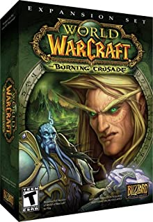 World of Warcraft: The Burning Crusade Expansion Set - (Obsolete) (B000BWZY7Q) | Amazon price tracker / tracking, Amazon price history charts, Amazon price watches, Amazon price drop alerts