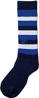 SCEPTRE(SCEPTRE) 橄榄球 短丝袜 *蓝×蓝色×白色 CS-172 25-27
