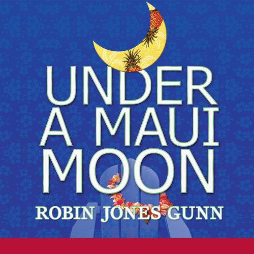 Under a Maui Moon audiobook cover art