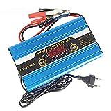 VOSAREA Chargeur de batterie au Plomb-acide pour véhicule électrique Automobile Batteria di 12V 10A per la