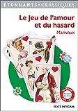 Le jeu de l'amour et du hasard - FLAMMARION - 10/01/2018