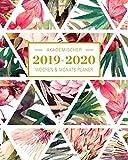 2019-2020 Akademischer Wochen- und Monatsplaner Lilly Design: Terminkalender Organizer, Studienplaner und Notizbuch mit inspirierenden Zitaten  August ... Juli 2020 (Planer Organizer, Band 6) - Planer Ink