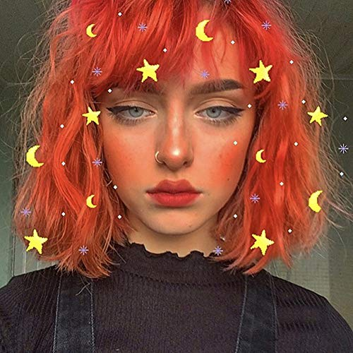Perruque Femme Naturelle Ondulé Deep Wave - Frontal Wig Naturel Human Hair (Densité: 130%)