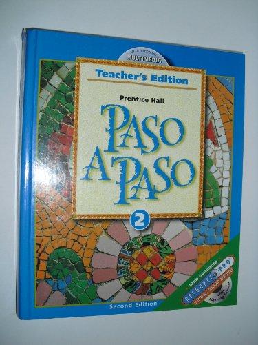 Paso A Paso 2, Teacher's Edition