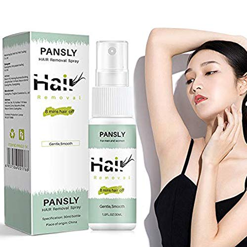 8 mins Hair off Hair Removal Cream Face Body Pubic Hair Depilatory Beard Bikini Legs Armpit Painless Hair Removal Spray