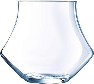 Chef&Sommelier U1032 Open Up Gobelet Open'up Spirits 30 cl, en cristallin Transparent, Set de 6