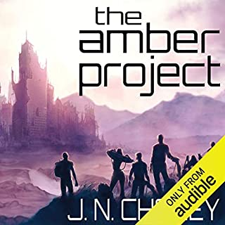 The Amber Project cover art