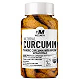 Bigmuscles Nutrition Natural Curcumin Turmeric with Piperine (1000mg Tablet)| 60 Days Supply |