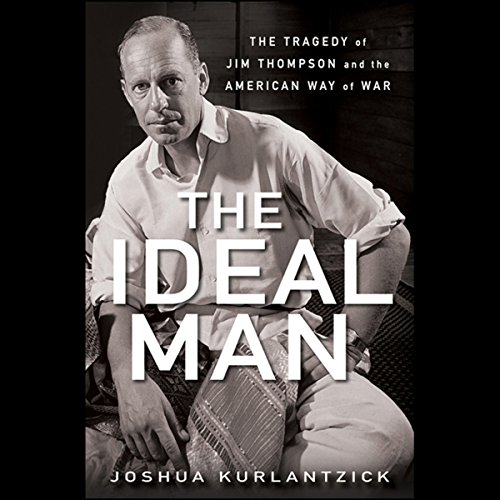 The Ideal Man audiobook cover art