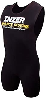 Inzer Power Compression Singlet - Powerlifting Weightlifting Performance