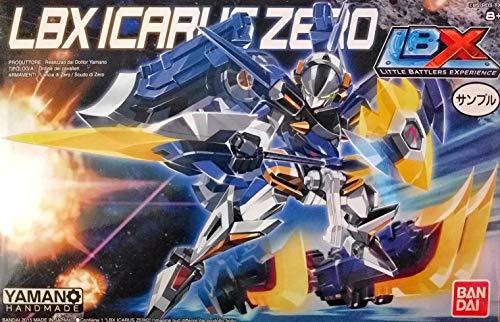 Little Battlers eXperience W LBX-031 LBX Icarus Zero Construction Plastic Model Kit by Bandai