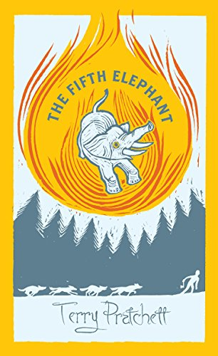 The Fifth Elephant: (Discworld Novel 24) (Discworld Novels, Band 24)