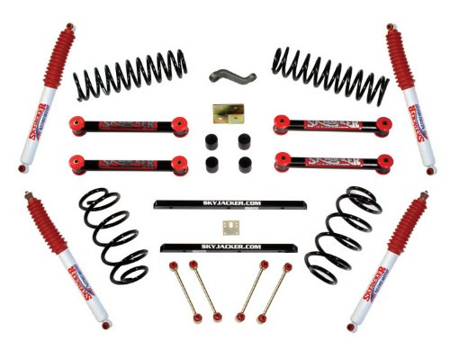 Skyjacker (TJ401BPH) 4' Lift Pallet Kit
