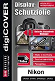 digiCOVER Basic Displayschutzfolie Nikon DL24-85 -