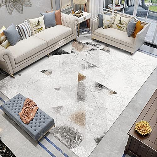 Tappeto Sonoro Per Bambini Pulisci Tappeti Moderno semplice tappeto geometrico a prova di umidità non deformabile Tappetino Bimbi Per Pavimento 200x300cm