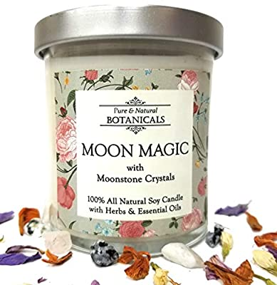 Moon Magic Pure & Natural Soy Candle
