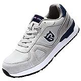 LARNMERN PRO Zapatos de Seguridad Hombre Punta de...