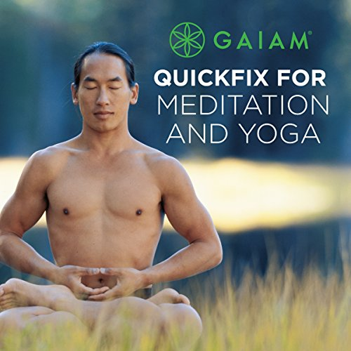 Quickfix for Meditation and Yoga audiobook cover art