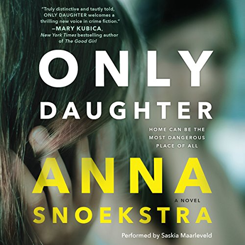Only Daughter audiobook cover art