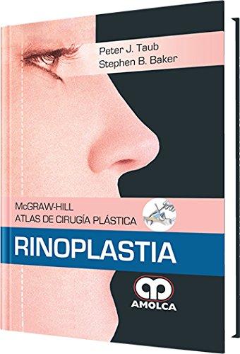 MCGRAW-HILL ATLAS DE CIRUGIA PLASTICA. RINOPLASTIA