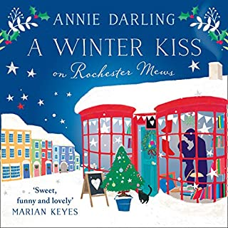 A Winter Kiss on Rochester Mews cover art