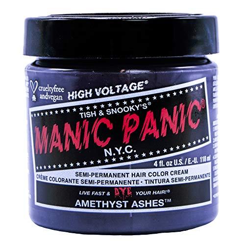 MANIC PANIC Amethyst Ashes Classic Hair Dye