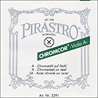 PIRASTRO Viola Chromcor 329220 D線 クロムスチール ヴィオラ弦