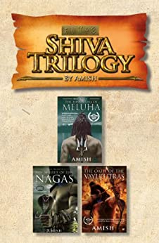 Shiva Trilogy by [Amish Tripathi]