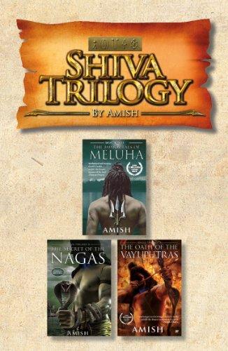 Shiva Trilogy (English Edition)