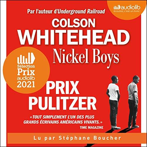 Couverture de Nickel Boys
