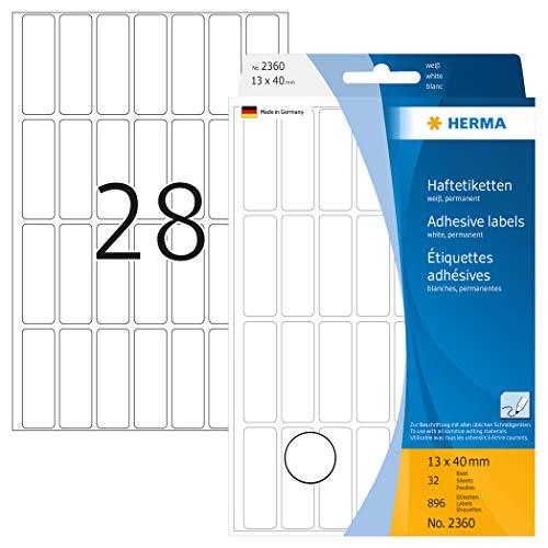 Herma 2360 - Etiquetas multiuso