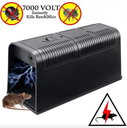 T-Raputa Trampa para Ratones,para capturar Ratones, Ratas, plagas y roedores en Interiores y Exteriores -Upgrade Paragraph