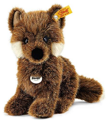 Steiff 70136 - Fuxy Baby-Fuchs 18, braun