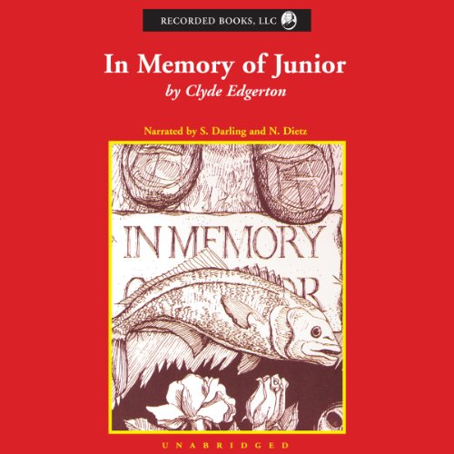 In Memory of Junior audiobook cover art