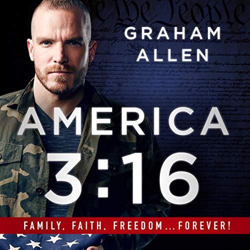America 3:16 cover art